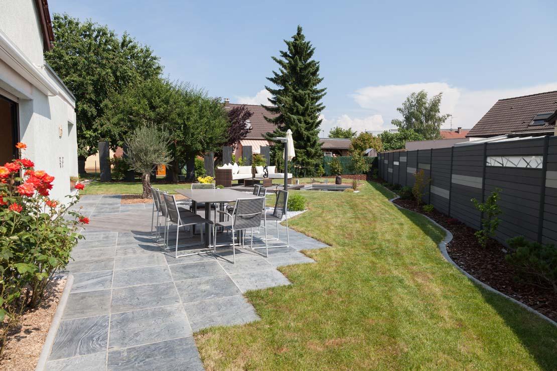 terrasses tom pousse paysage. Black Bedroom Furniture Sets. Home Design Ideas